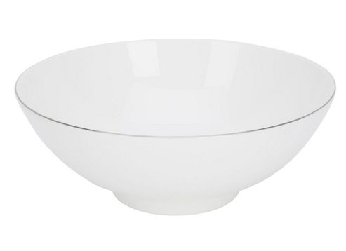 Come Dine With Me 24cm Bone China Serving Bowl