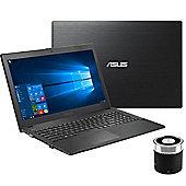 "Asus PRO Essential P2520LA-XO0026E 15.6"" Laptop With ACME Mini Portable Speaker"