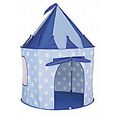 Kids Concept Sweden Laktalt Blue Star Pop Up Play Tent