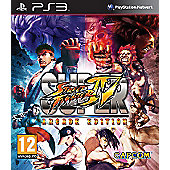 Super Street Fighter IV - Arcade Edition - PS3