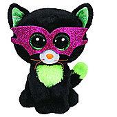 Ty Beanie Boos - Jinxy the Cat Halloween