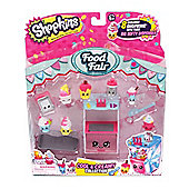Shopkins Cool and Creamy Collection Food Deluxe Packs