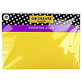 T. Go Create Mixed Card Bumper Pack 20 sheets