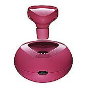 Nokia Original Universal BH-220 Luna Bluetooth Mono Headset - Fucshia