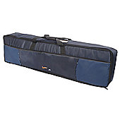 Tom and Will 76 Note Keyboard Bag - 3 Tone Blue