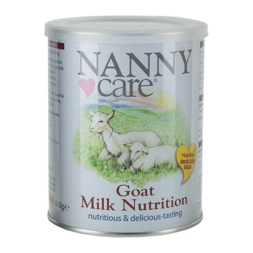 Nanny Goat Milk Infant Nutrition