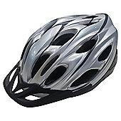 Adult Helmet Silver 54-58cm