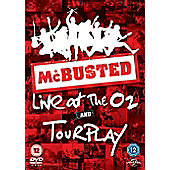 McBusted Live at the 02 & TourPlay (DVD)