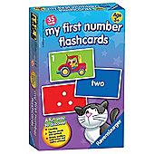 My First Numbers Flash Card Flashcards