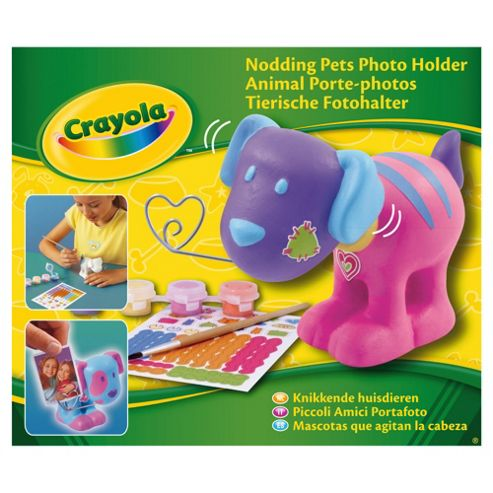 Crayola Nodding Pets Photo Holder