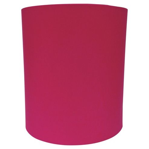 Kids pink lamp shade