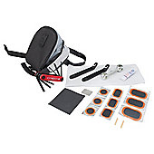 Zinc premium seat bag with tools