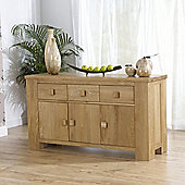 Mark Harris Furniture Barcelona Three Doors Sideboard