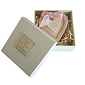 East of India Bridesmaid Box with Princess Heart