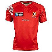 Kukri Tonga RWC 2015 Kohilo Home Jersey - Red