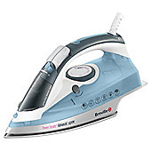Breville VIN209 Ceramic Plate Steam Iron - Blue