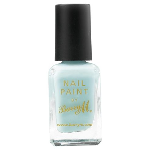 Barry M Nail Paint 317 - Blue Moon