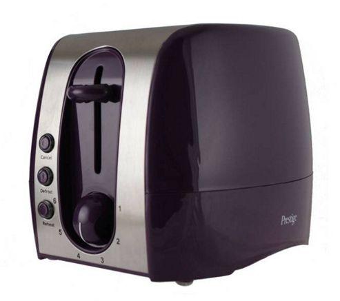 Prestige Synergy 56635 2-Slice Toaster - Plum.