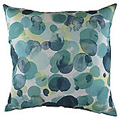 Watercolour Spot Cushion