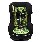 Mothercare Universal Car Seat Liner - Green Camo