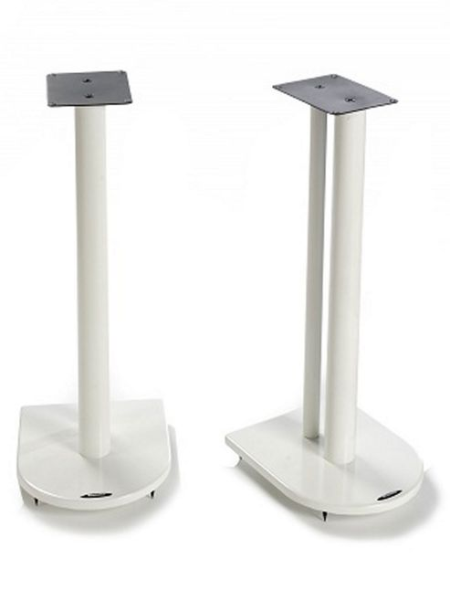 Atacama Duo 6 White Speaker Stands