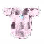 Splash About BabySnug XLarge (Pink Gingham)