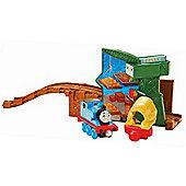 Thomas & Friends Take-n-Play Thomas & Crankys Cargo Drop