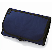 Bagbase 1L Travel Toiletry Wash Bag With Mirror Navy