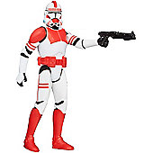 Star Wars Saga Legends Action Figure - Shock Trooper 08