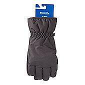 Men's Ski Gloves - Grey