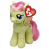 """TY Beanie Baby My Little Pony Buddy 12"""" - Fluttershy"""