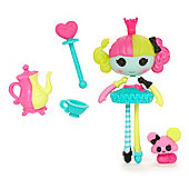 MGA Entertainment Mini Lala-Oopsie Doll Princess Saffron