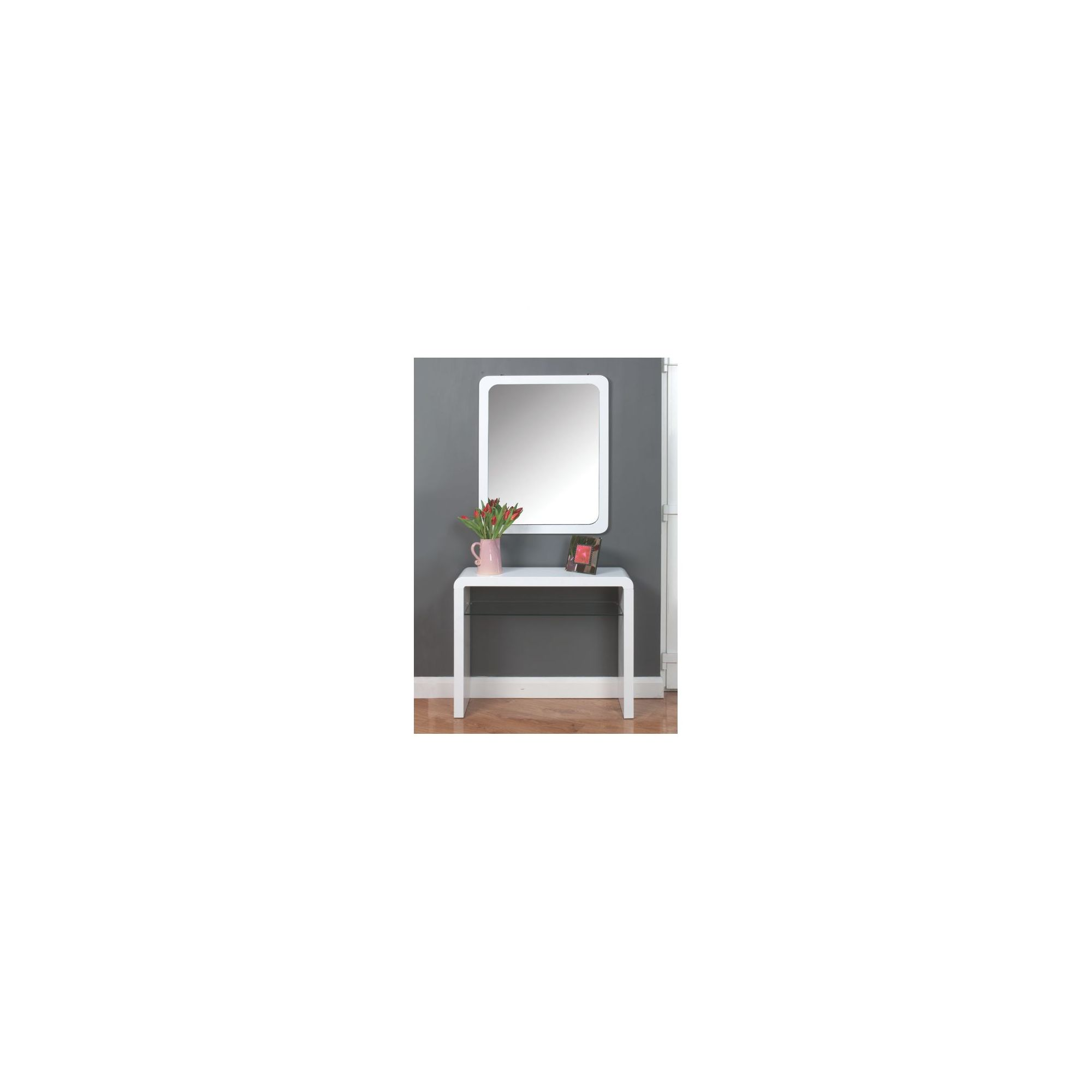 Elements Missouri Console Table with Mirror