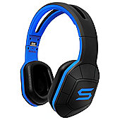 Soul Combat+ Over ear headphones Electric Blue