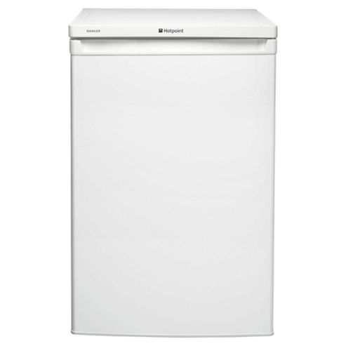 Hotpoint RSAAV22P Fridge, A+ Energy Rating, White, 55cm