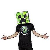 Minecraft Box Heads - Creeper