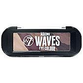 W7 Making Waves Eye 5 Colour Eyeshadow Palette-Yummy Mummy