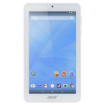 Save £20	on selected Acer 16GB Tablets