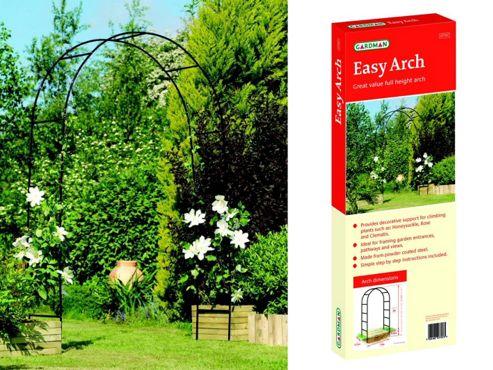Gardman 07707 Easy Arch 2mx1.4m(Ayr223)