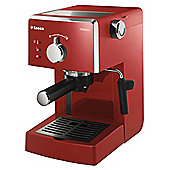 Philips Saeco HD8323/98 Coffee Machine - Red