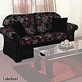 Sweet Dreams Lakeland 2 Seater Sofa - Grey