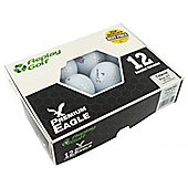 Lake Balls - Titleist Pro V1X Golf Balls 12 Ball Box