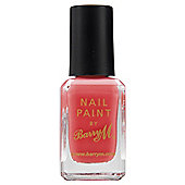 Barry M Nail Paint 305 - Pink Flamingo