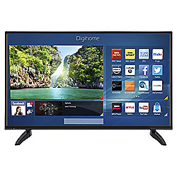 Digihome 43 Inch 287FHDDLEDCNTD FHD SMART LED TV with Freeview HD