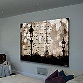 Parvez Taj Meudon Wall Art - 76 cm H x 114 cm W x 5 cm D