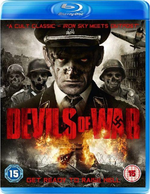 Devils Of War Blu Ray