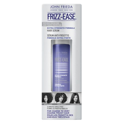 John Frieda Frizz Ease Extra Strength Serum 50ml