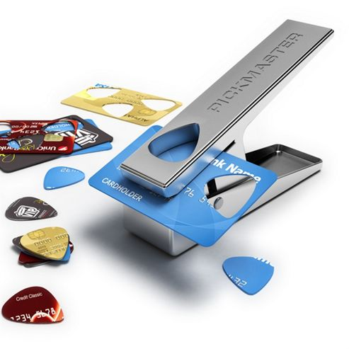 Prezzybox Pickmaster Plectrum Punch