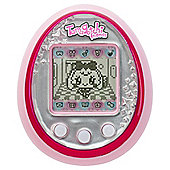 Tamagotchi Friend - Pink And Silver Gem