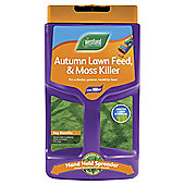 Autumn Lawn Feed & Moss Killer Spreader